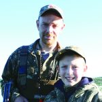 A Kid in the Boat & Checklist for the Young Hunter